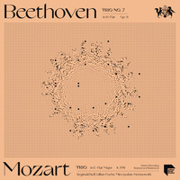 Reginald Kell - Mozart: Trio in E-Flat Major, K.498 - Beethoven: Trio No. 7 in B-Flat Major, Op. 11
