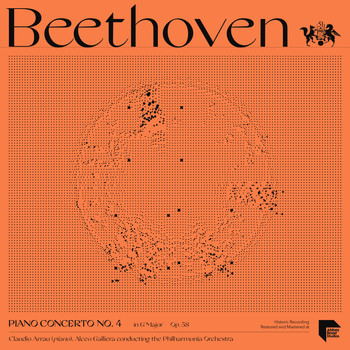 Claudio Arrau - Beethoven: Piano Concerto No. 4 in G Major, Op. 58
