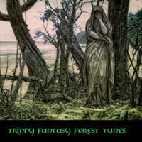 Brass Flask / - Trippy Fantasy Forest Tunes