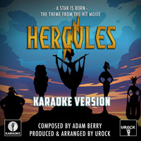 "URock - A Star Is Born (From ""Hercules"")"
