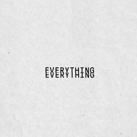 Everything Everything - In Birdsong