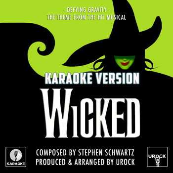"URock - Defying Gravity (From ""Wicked"")"