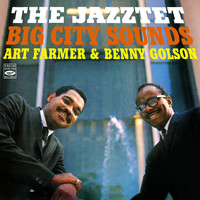 Art Farmer - The Jazztet: Big City Sounds