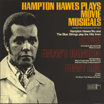 Hampton Hawes - Hampton Hawes Plays Movie Musicals