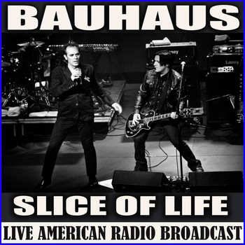 Bauhaus - Slice of life (Live)