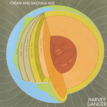 Harvey Danger - Cream and Bastards Rise EP
