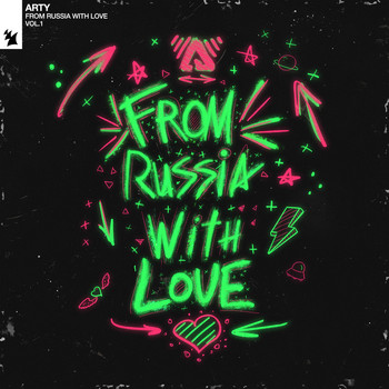 Arty - From Russia With Love Vol. 1
