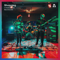 Shopping - Shopping on Audiotree Live