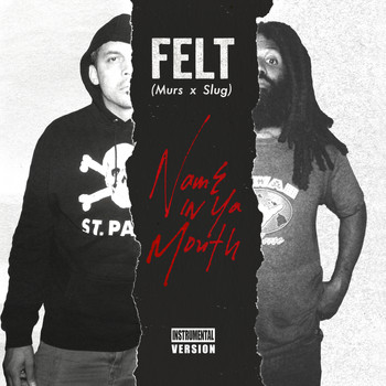 Felt - Name In Ya Mouth (Instrumental Version)