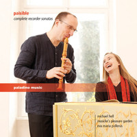 Michael Hell - Paisible: Complete Recorder Sonatas