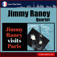 "Jimmy Raney - Jimmy Raney Visits Paris (10"" Album of 1954)"
