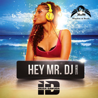 Inusa Dawuda - Hey Mr. DJ (Remixes)