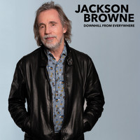 Jackson Browne - Downhill From Everywhere (Radio Edit)