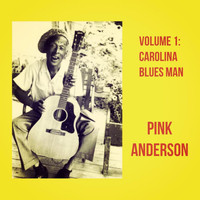 Pink Anderson - Volume 1: Carolina Blues Man