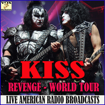 Kiss - Revenge World Tour (Live)