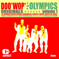 The Olympics - Doowop Originals, Volume 1