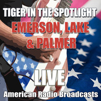 Emerson, Lake & Palmer - Tiger In The Spotlight (Live)