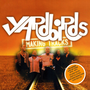 The Yardbirds - Making Tracks (Live)