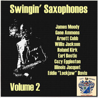 James Moody - Swingin' Saxophones Vol. 2