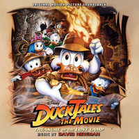 David Newman - DuckTales the Movie: Treasure of the Lost Lamp (Original Motion Picture Soundtrack)