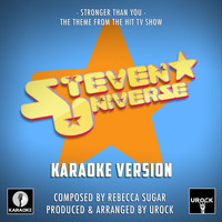 "URock - Stronger Than You (From ""Steven Universe"")"