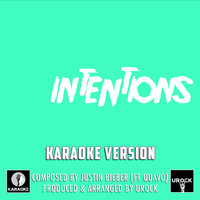 URock - Intentions Originally Performed By Justin Bieber And Quavo