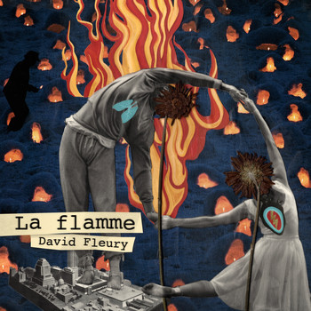 David Fleury - La flamme (Single)