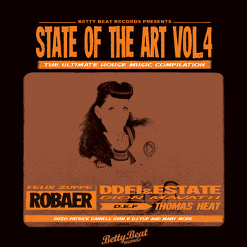 Various Artists - State of the Art, Vol. 4 - The Ultimate House Music Compilation