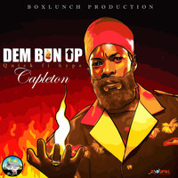Capleton - Dem Bun Up [Quick Fi Hype]