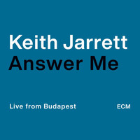 Keith Jarrett - Answer Me (Live from Budapest)