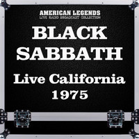 Black Sabbath - Live in New Jersey 1975 (Live)
