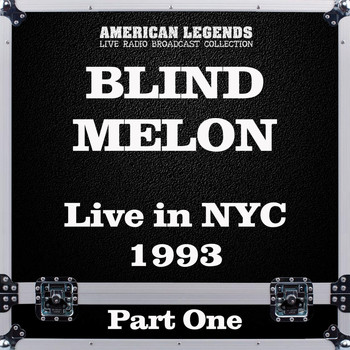Blind Melon - Live in NYC 1993 Part One (Live)