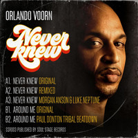 Orlando Voorn - Never Knew EP (Original & Remixes)