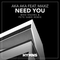 Aka Aka - Need You (Who Knows & Pete Sabo Remix)