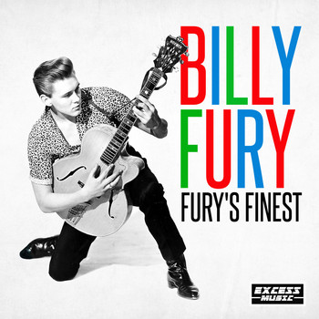 Billy Fury - Fury's Finest