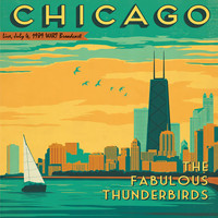 The Fabulous Thunderbirds - Live Chicago, July 4 1989