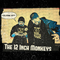 The 12 Inch Monkeys, Jimmy X, Splatterhouse - The 12 Inch Monkeys