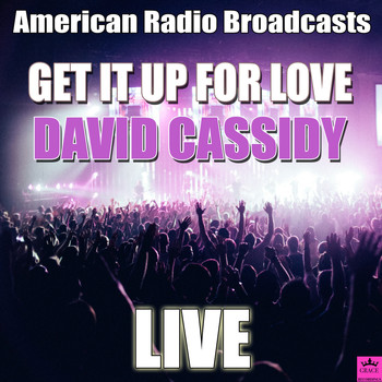 David Cassidy - Get It Up For Love Live (Live)