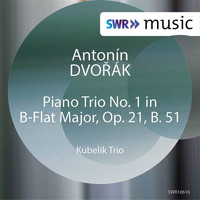 Kubelik Trio - Dvořák: Piano Trio No. 1 in B-Flat Major, Op. 21, B. 51 (Live)