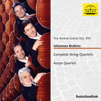 Auryn Quartet - The Auryn Series, Vol. 16