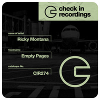 Ricky Montana - Empty Pages