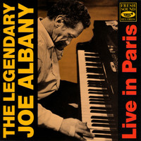 Joe Albany - The Legendary Joe Albany Live in Paris