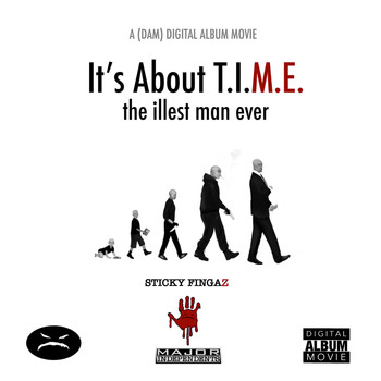 Sticky Fingaz - It's About T.I.M.E. (the illest man ever) DAM