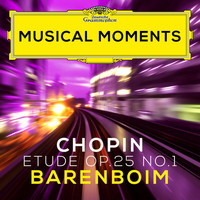 Daniel Barenboim - Chopin: Études, Op. 25: No. 1 in A Flat Major (Musical Moments)