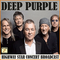 Deep Purple - Deep Purple Highway Star Concert Broadcast (Live)