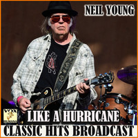 Neil Young - Like a Huricane Classic Hits Broadcast (Live)