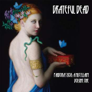 Grateful Dead - Pandora's Box: A Miscellany Volume One (Rarities '65-'95)