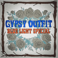 Gypsy Outfit - Blue Light Special