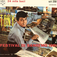 Little Tony - 24 mila Baci (1961)