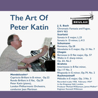 Peter Katin - The Art of Peter Katin